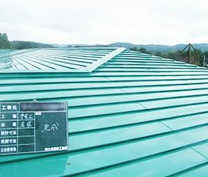 屋根塗装-施工後完成
